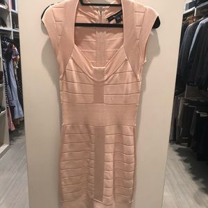 French Connection Dresses - French connection pink dress